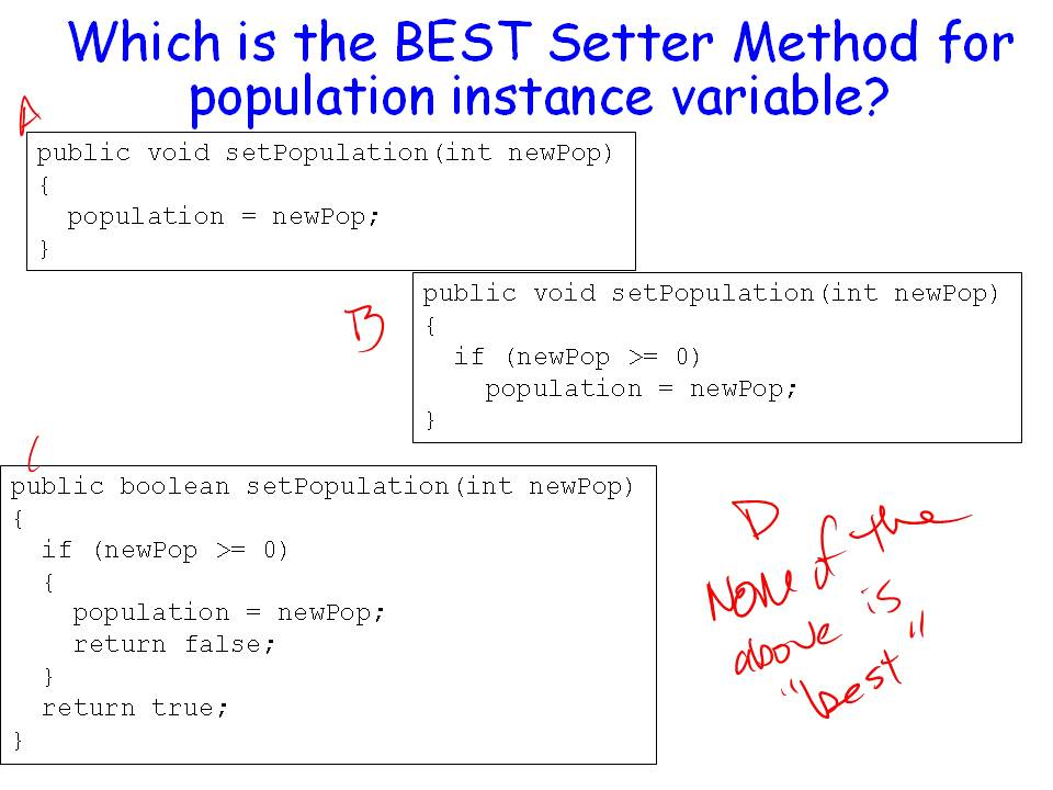 Cs1 In Java Peer Instruction Materials Peer Instruction For